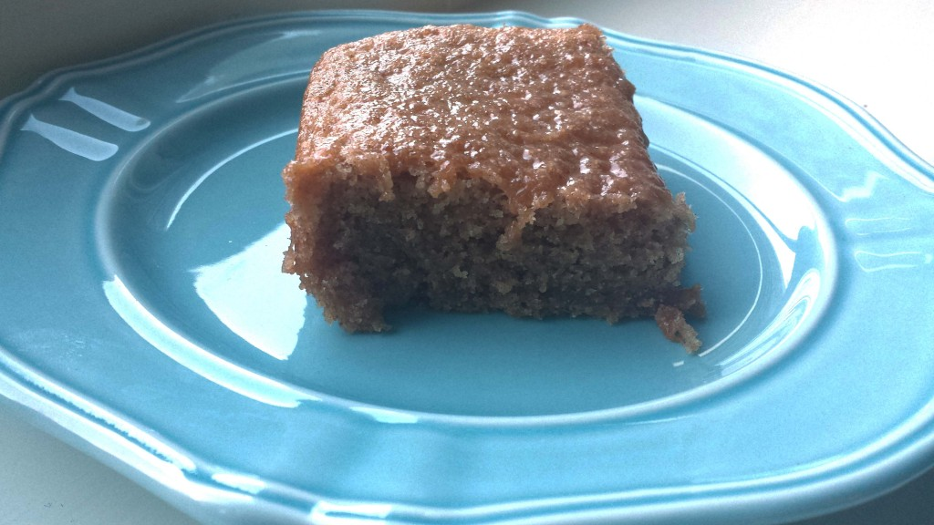 Cinnamon Cake - From a Cake Mix #Vegan #GlutenFree